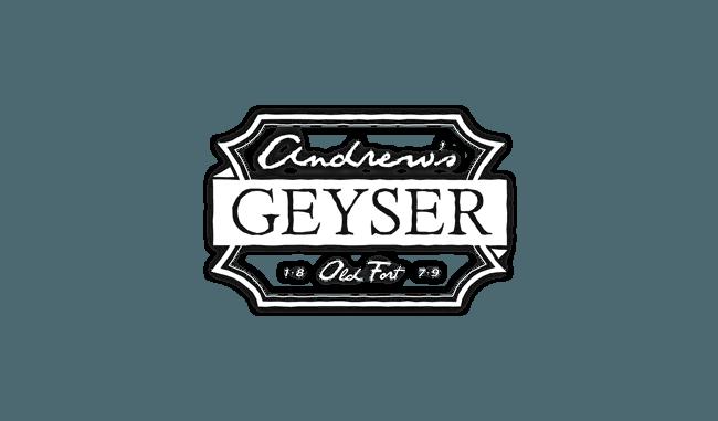Andrews Geyser