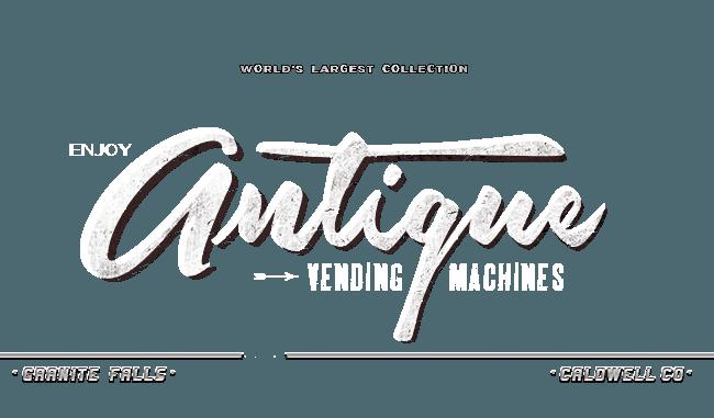 Antiquities Vending