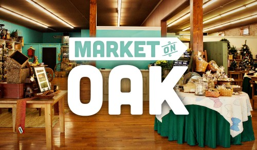 Market on Oak
