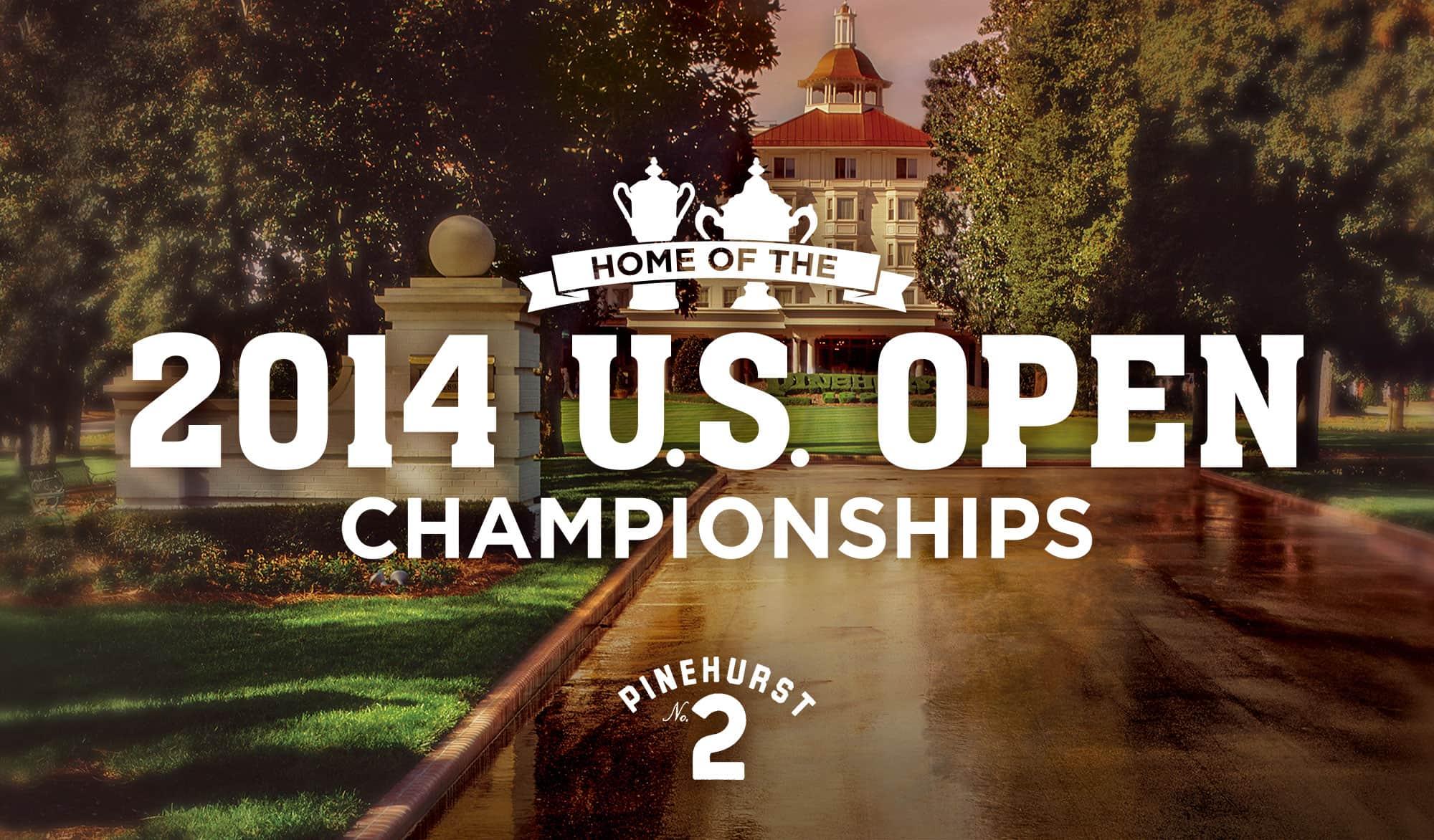 Pinehurst US Opens