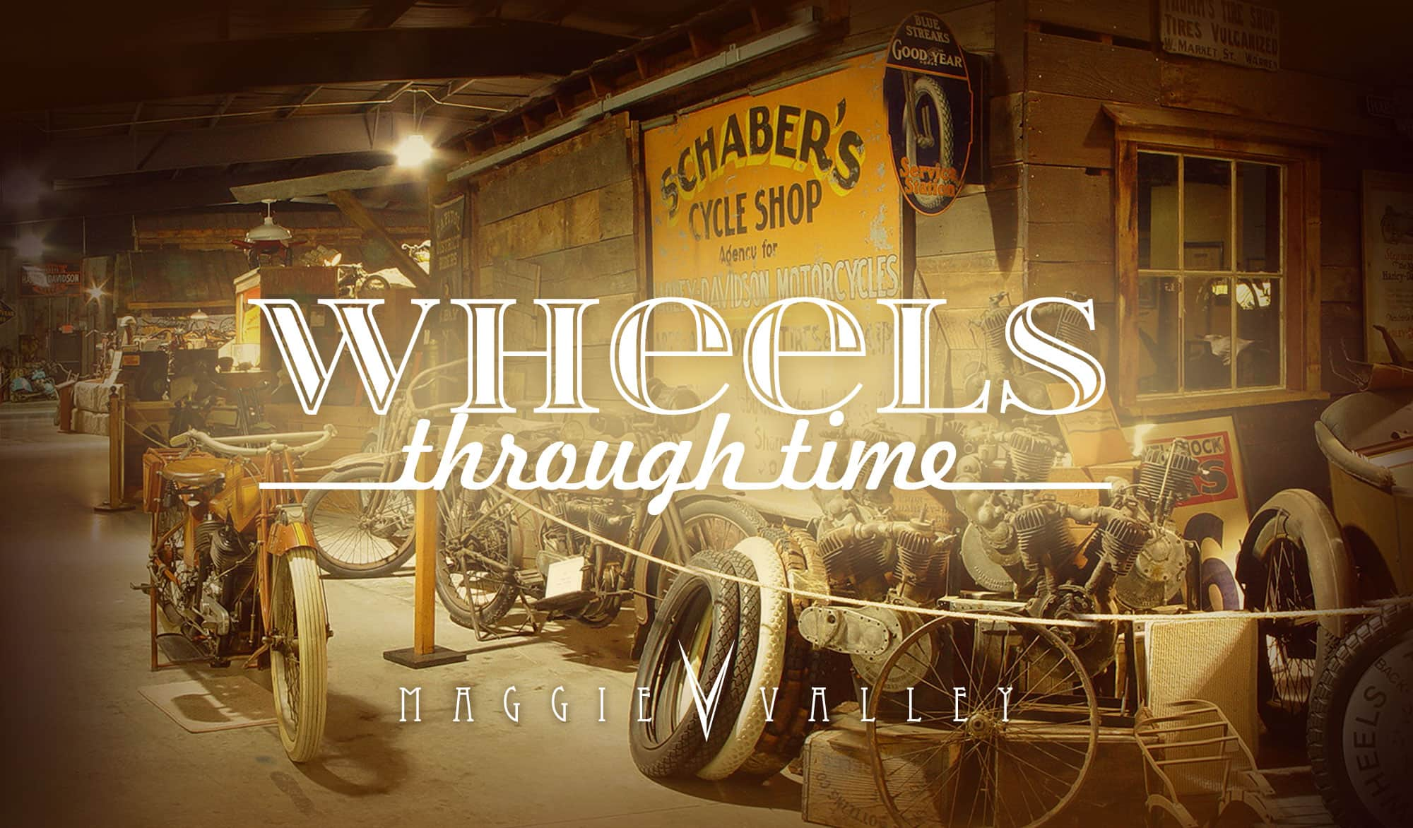 Wheels Through Time