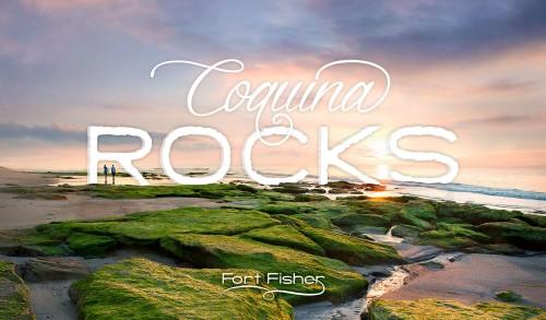Coquina Rocks
