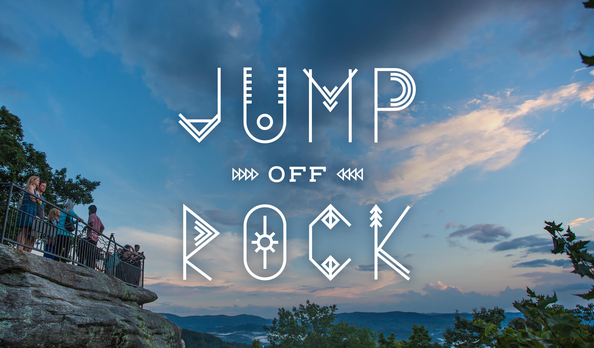 Jump Off Rock